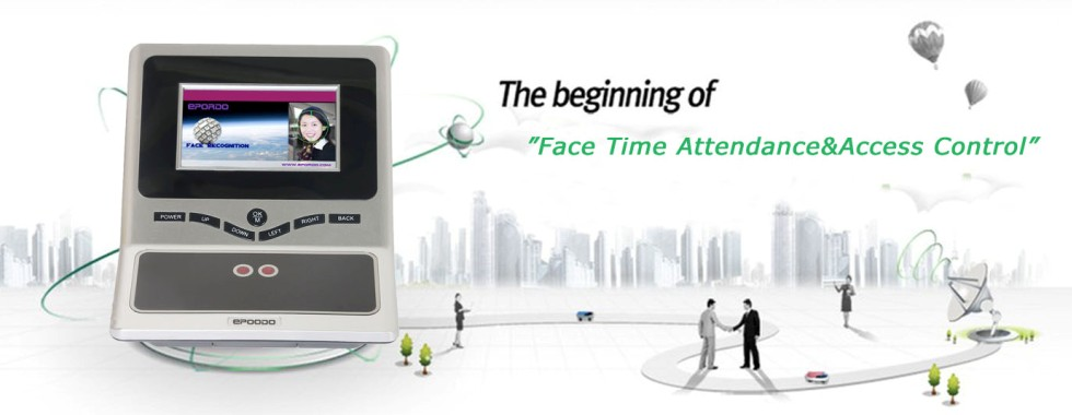 Face time Attendance&Access control with fringerprint scanner  for time tracking